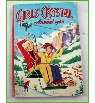 Girls' Crystal Annual  1960