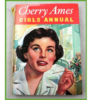 1958  Cherry Ames Girls Annual