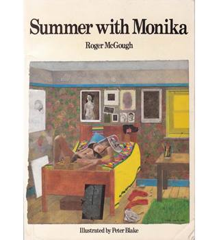 Summer with Monika - Roger McGough - Signed Copy