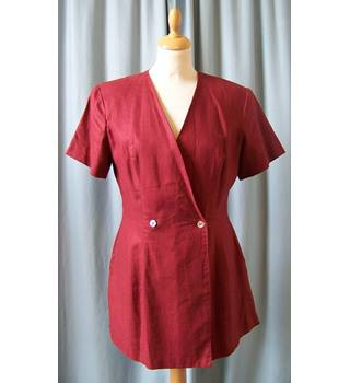 Monsoon - Size: 12 - Red - Tunic