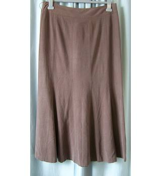 Principles - Size: 14 - Brown - Long skirt