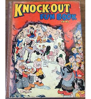 Knock-Out Fun Book 1941