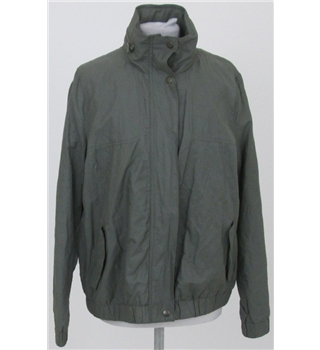 NWOT M&S Collection size: 16 khaki green casual jacket
