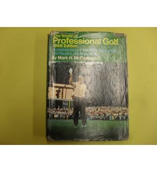 The World of Professional Golf 1968 Edition
