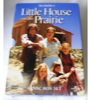 Little House on the Prairie (Season 1) Boxset PG