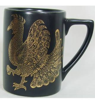 Vintage Portmeirion Phoenix Black Coffee Can