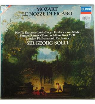 Mozart - Le Nozze Di Figaro - London Philharmonic Orchestra conducted by Sir Georg Solti feat. Dame Kiri Te Kanawa - D267D4