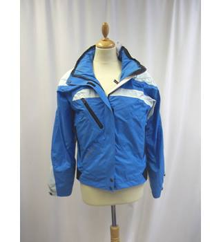 Columbia Sportswear - Size: S - Blue and Cream - Casual jacket / coat