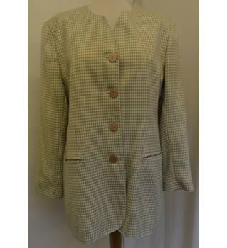 Klass Collection - Size: 14 - Cream / ivory - Jacket
