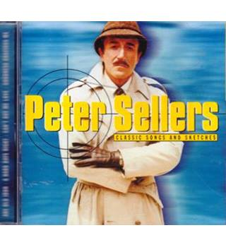 Peter Sellers Classic Songs and Sketches