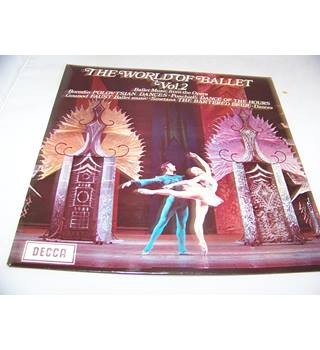 the world of ballet vol 2 various musicians and orchestras - spa 97