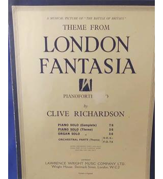 Theme From London Fantasia - Piano Solo