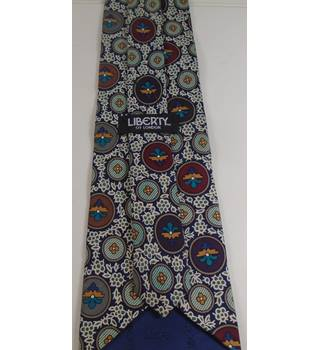 Liberty Tie Luxury Liberty - Size: One size - Multi-coloured - Tie