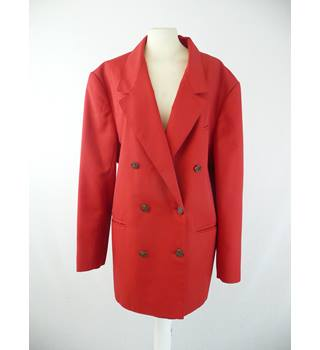 Paul Separates - Size: 16 - Red - Vintage Jacket