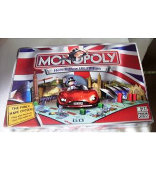 Monopoly : Here and Now UK Edition