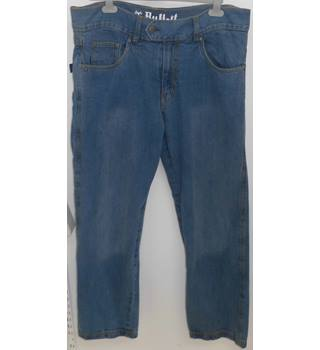 "Bull-it - Size: 38"" - Blue - Motorcycle jeans"