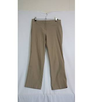 Women's trousers size 10 by Phase Eight Phase Eight - Size: S - Beige