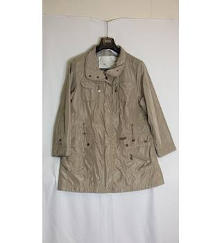 Women's beige jacket medium size by Mark Adam Mark Adam - Size: M - Beige