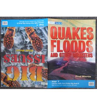 Quakes and Floods and other Disasters/Big Issues