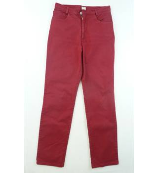 "LLoyd's - Size: 26"" - Red - Jeans"