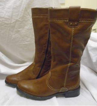 Rieker brown boots Rieker - Size: 9 - Brown - Boots