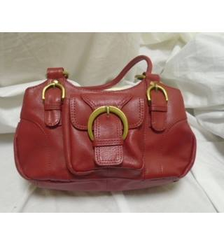 Tommy and Kate red leather bag Tommy and Kate - Size: S - Red - Handbag