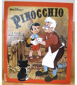 Walt Disney's Pinocchio Pop-Up Movie Go Round