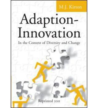 Adaption-innovation : the context of diversity and change