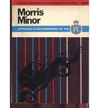 Morris Minor including Minor 1000, Series 2 and Series MM
