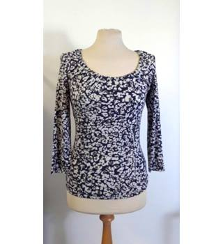MAX MARA WEEKEND JERSEY PRINT TOP