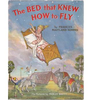 The Bed That Knew How To Fly - Frances Maitland-Nimmo - 1st eEdition