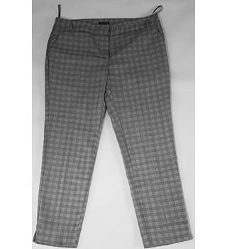 Warehouse size 14 grey trousers