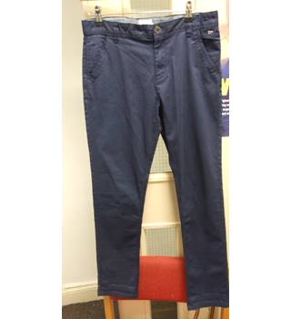 Jasper Conran - Navy Blue - Trousers - Size: Age 14