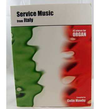 Service Music from Italy.