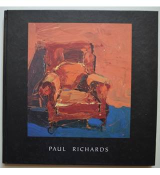 Paul Richards - Recent Paintings 1998 - SIGNED