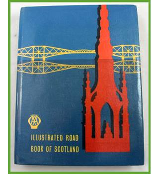 1963  A.A. Illustrated Road Book of Scotland