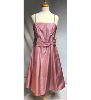Debut - Size: 14 - Pink - Cocktail dress