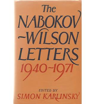 The Nabokov-Wilson Letters 1940-1971