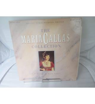 DOUBLE ALBUM THE MARIA CALLAS COLLECTION LP