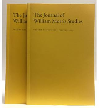 The journal of William Morris Studies