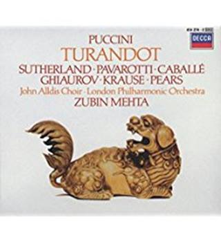 Puccini: Turandot - Various artists