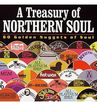 A TREASURY OF NORTHERN SOUL Various