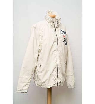 Gill - Size: M - Cream / ivory - Padded Sail Jacket