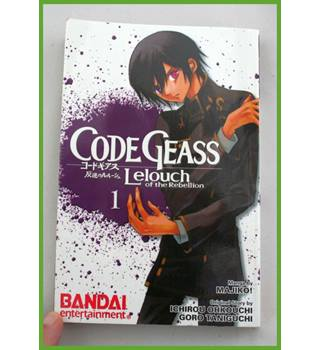 Code Geass. Lelouch of the Rebellion.