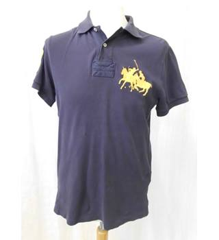 Polo by Ralph Lauren - Size: S - Blue - Polo shirt