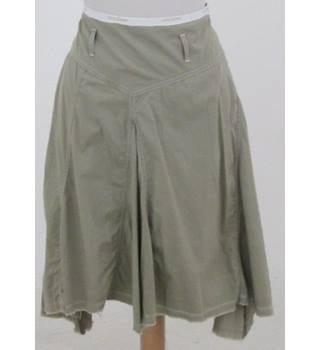 Armani Jeans size 10 Brown Skirt
