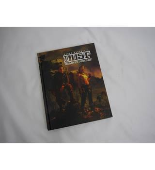DUST Adventures RPG - Core Rule book - Hardback Book