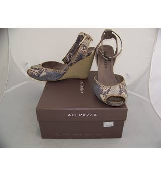 apepazza - Size: 6 - Brown - Sandals