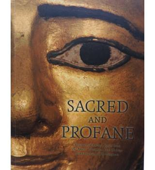 Sacred and Profane: Treasures of Ancient Egypt from the Myers Collection, Eton College and the University of Birmingham.