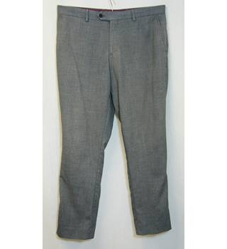 "Next - Size: 34"" - Grey - Trousers"